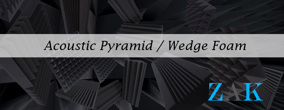 Acoustic Foam Manufacturer and Supplier