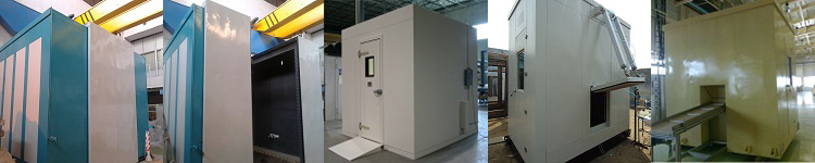 Noise Test Booth Manufacturer