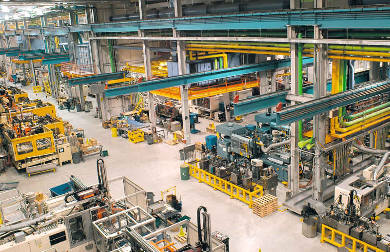 MANUFACTURING AND PROCESS INDUSTRIES