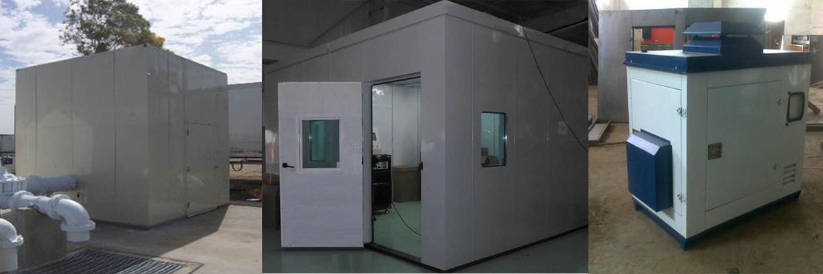 Machine Acoustic Enclosure
