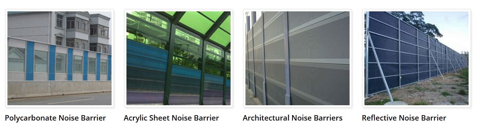 Noise Barrier Manufacturer