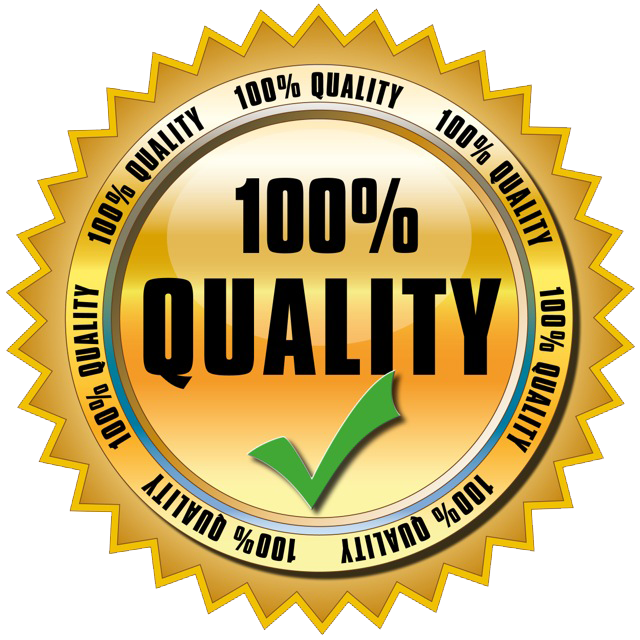 Verified Manufacturer 100% Guarantee
