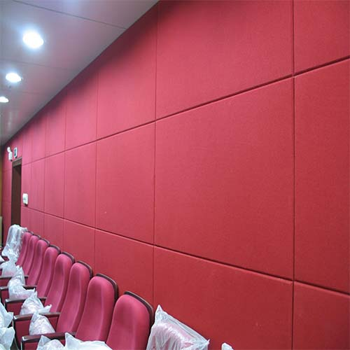 Fabric Wrapped Acoustic Tiles
