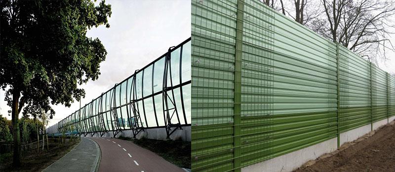 Transparent Noise Barrier Manufacturer Supplier Zak